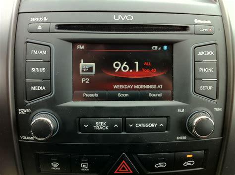 Kia Sorento Radio Choosing The Kia Sorento Part 4 The Uvo System Kia