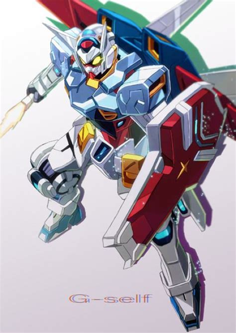 Gundam Reconguista In G gundam reconguista in g g self by airi fujii 42112251 i
