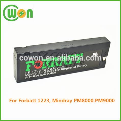 fb battery rechargeable replacement battery for forbatt fb 1223 12v