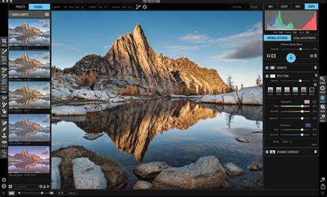 photo editing software bh explora