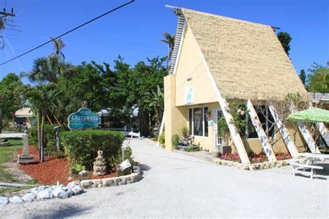 castaways bay cottages sanibel island hotels