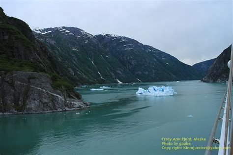 fjord seattle family trip in seattle alaska vancouver ตอน 3 tracy arm