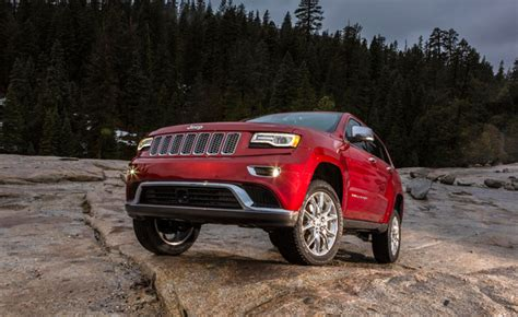 2014 Jeep Grand Software Update Chrysler Recalls 142 800 Suvs For Software Defect