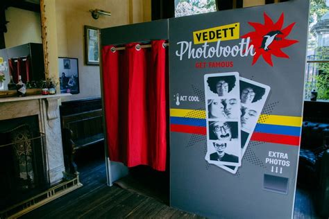 Pop Up Photo Booth