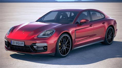 2019 Porsche Panamera by Porsche Panamera Gts 2019