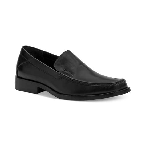 calvin klein shoes calvin klein calvin klein mens shoes branton moc toe