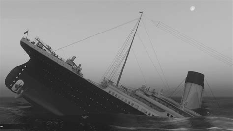 sinking boat gta 5 location of titanic sinking relive the skinking of