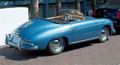 porsche spyder 1957 file 1957 porsche 356 speedster a rear jpg wikimedia
