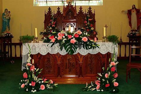 Church Wedding Decoration and Wedding Flowers Serving Cork