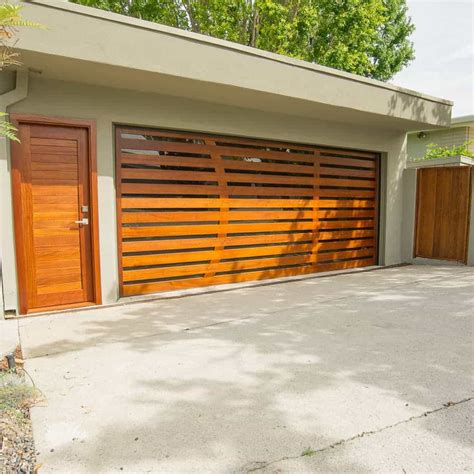 contemporary garage modern garage doors contemporary garage doors tungsten