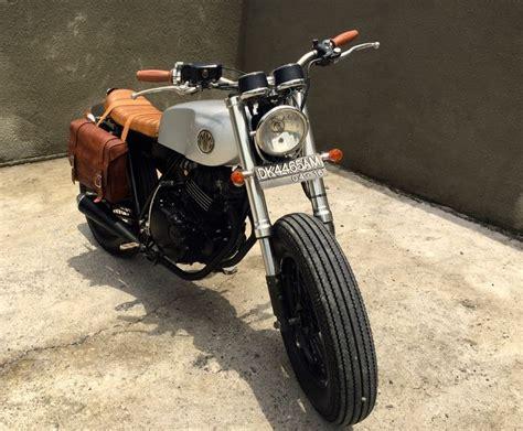 112 Honda Cb750 Custom Indonesia Ver suzuki thunder 250 brat style malamadre motorcycles una