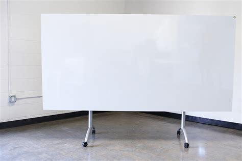 Office Upgrade Stand Up Whiteboard Desk Bloomberg White Board Desk