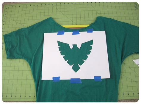 how to design a shirt using paint diy friday paint your way to geeky style 171 set to stunning