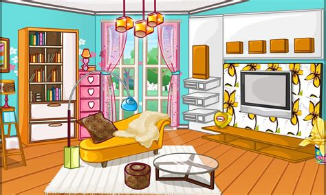 my home decoration games girly room decoration game android apps on google play