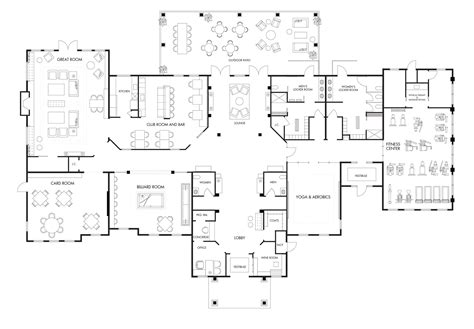 fitness gym floor plan fitness club floor plan designs club home plans ideas picture