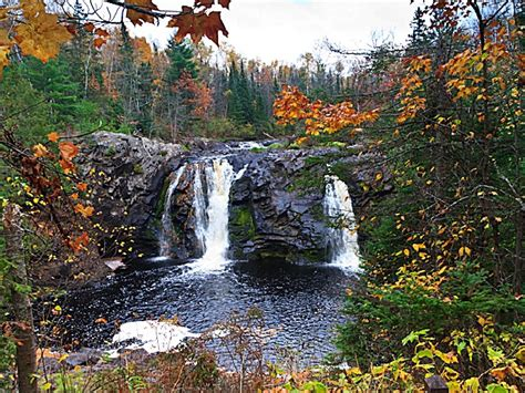 parks wi driving directions to pattison state park a wisconsin park located near superior