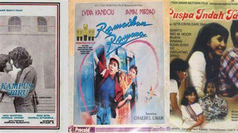 film jadul yang terkenal kalau dibuat sekuelnya 5 film terkenal pada masanya ini