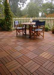 Composite Patio Pavers Wood Composite Patio Pavers Can Go An Existing Concrete Patio Yard Stuff