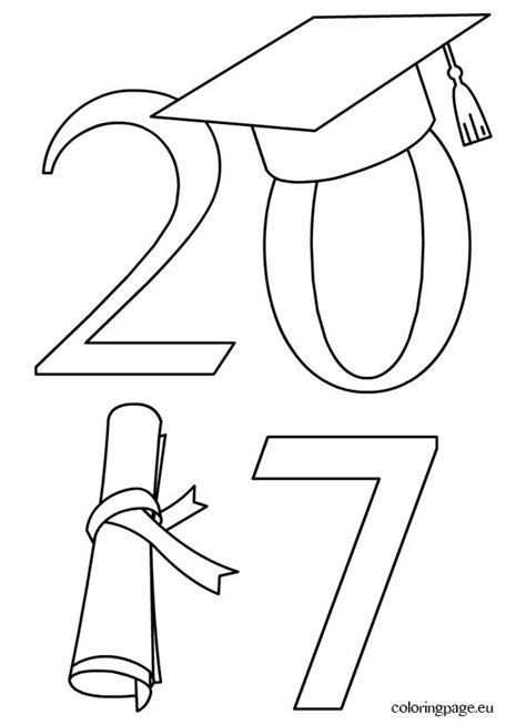 coloring page graduation best 20 graduation 2015 ideas on graduation