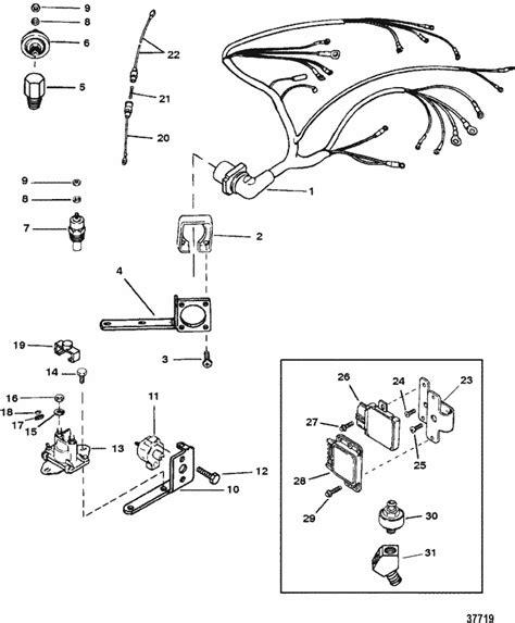 mercruiser 5 0 alternator wiring diagram wiring