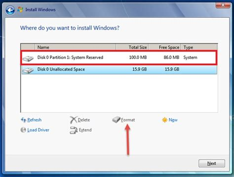 format hard disk before installing windows 7 when to format your computer clean install windows os