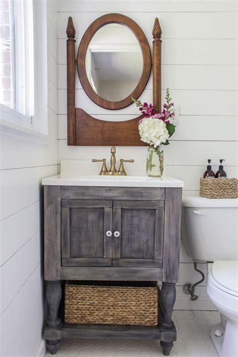 Ana White   DIY Bathroom Vanity   Featuring Shades of Blue