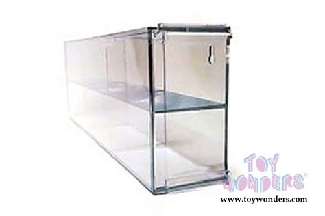 Display Box Acrylic Untuk Diecast Skala 164 greenlight 1 64 scale diecast model 6 car acrylic