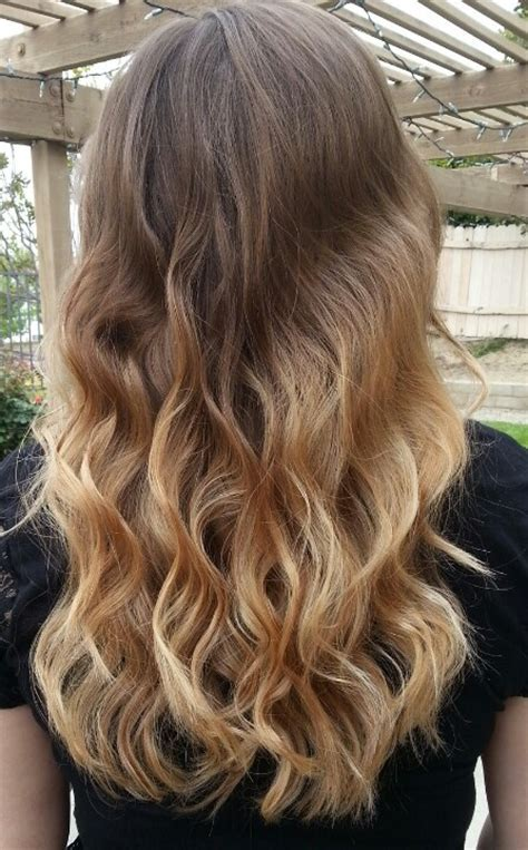 level 5 brown hair ombre brown hair level 5 6