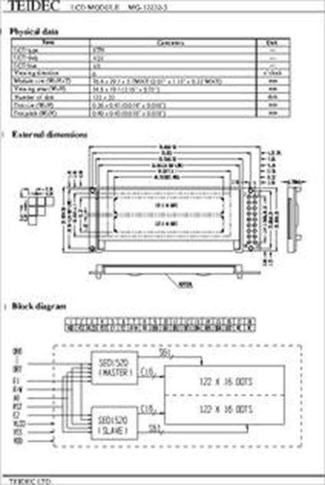 transistor d2012 application note mg 12232 3 datasheet lcd module
