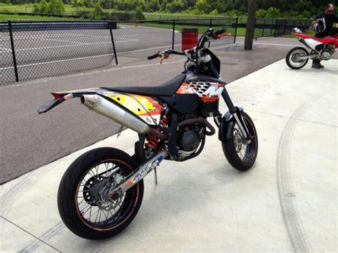 Ktm 530 Sm 2008 Ktm 530 Sm Supermoto For Sale On 2040 Motos