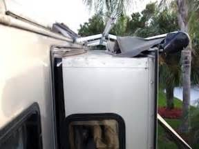 trailer slide out awnings rv awning repair