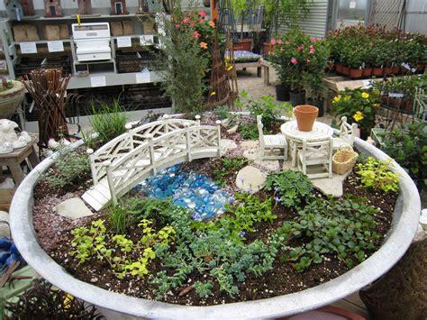 Mini Water Garden Ideas For The Of Gardening Where Fairies Play