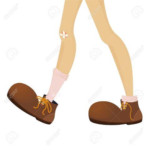 Legs Running Clipart