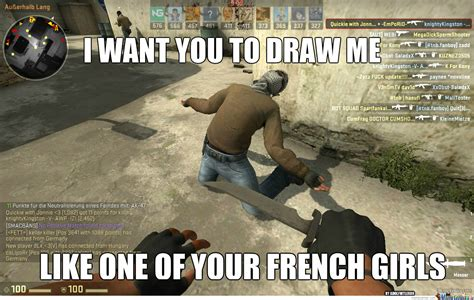 Counter Strike Memes - counter strike titanic meme by adolfhitler89 meme center