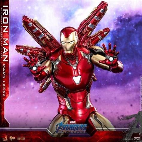 kind armor iron man wear avengers endgame