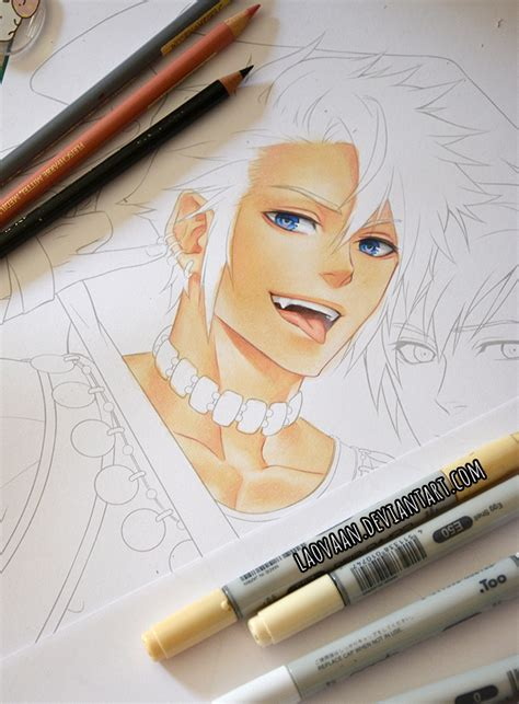 tutorial wip sketchbook copic skin colo wip tutorial available on patreon by