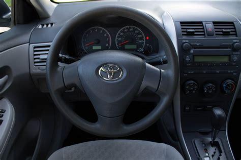 2009 Toyota Corolla Interior by 2009 Toyota Corolla Pictures Cargurus