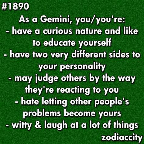 funny gemini quotes and saying quotesgram