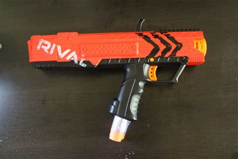 Nerf Apollo nerf rival apollo 1 nerf gun attachments