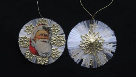 spun glass christmas ornament pattern a how to guide