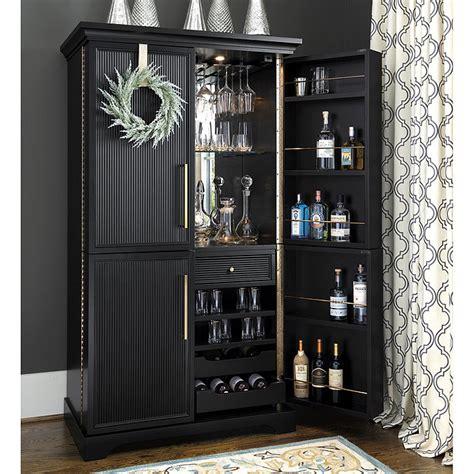 bar armoire cabinet picard bar cabinet ballard designs