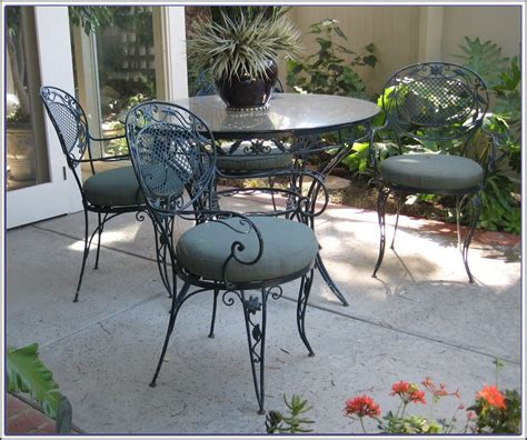 Vintage Wrought Iron Patio Furniture Makers Patios Wrought Iron Patio Furniture Vintage