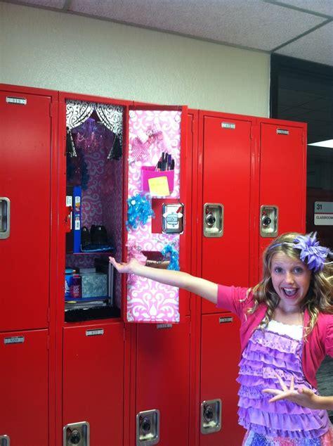 locker decor diy crafts