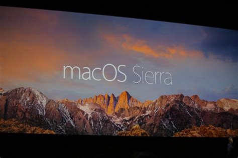 wallpaper for mac os sierra macos sierra review six big ways it s going to change