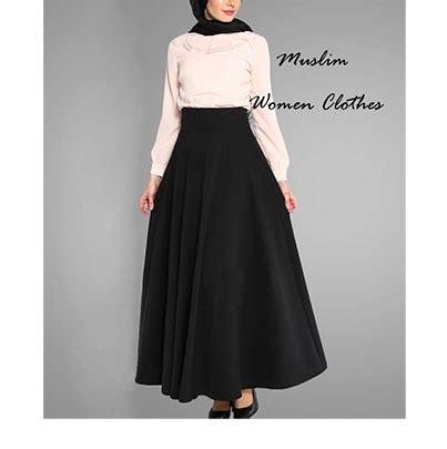 Baju Muslim Wanita Dress Maxy Dress New Larisa Maxy 2016 morrocan style islaimclong maxi dress muslim clothing sleeves black dubai abaya