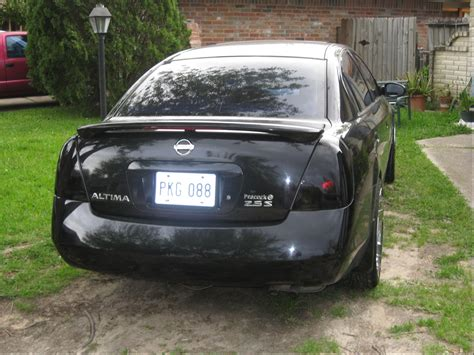 nissan altima 2002 custom 2002 nissan altima black rims