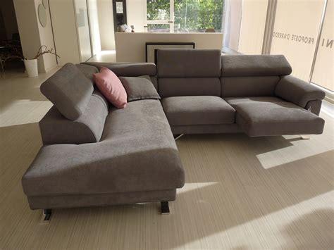 samoa divano samoa divano shine divano con penisola tessuto divani a