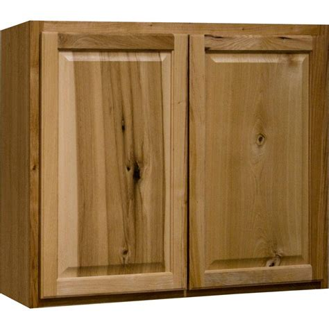 hickory cabinets hton bay hton assembled 36x30x12 in wall kitchen