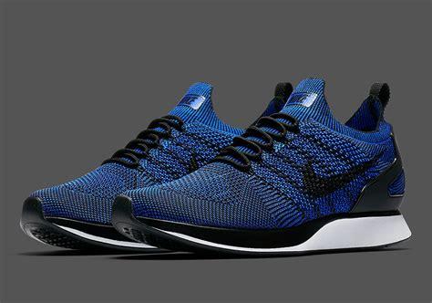 Sepatu Nike Flyknit Racer Original nike flyknit racer appears in royal blue viral cypher