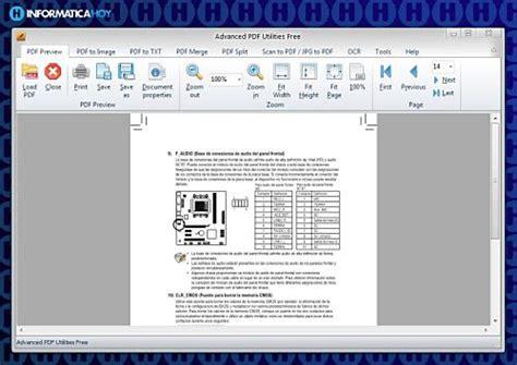 transformar imagenes a pdf online todas las herramientas pdf en un programa advanced pdf